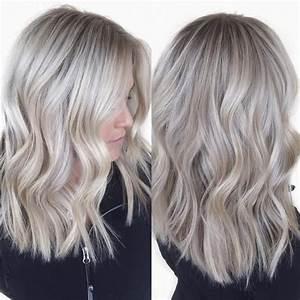 Blond Grau Haarfarbe : sarah2benson hair haar ideen aschblond und blonde haare ~ Frokenaadalensverden.com Haus und Dekorationen