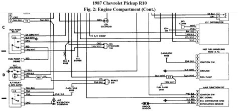 Chevy Truck Fuel Pump Wiring Diagram