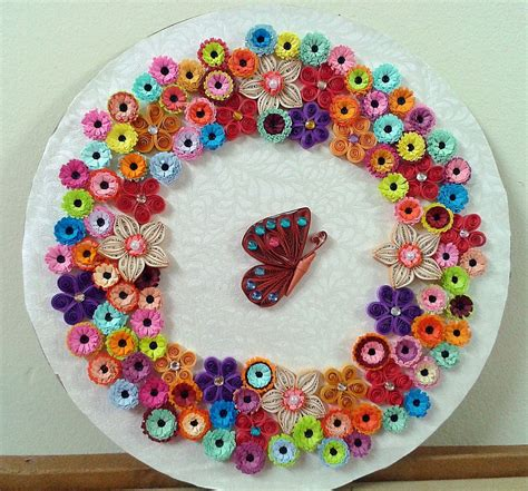 pictures of paper quilling art art craft gift ideas