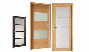 Vitre Pour Porte Intérieure : fiche faire remplacer une porte int rieure le guide de ~ Dailycaller-alerts.com Idées de Décoration