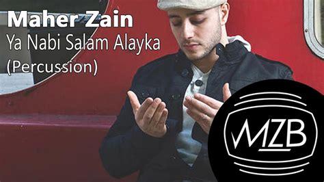 Ya Nabi Salam Alayka (percussion Version