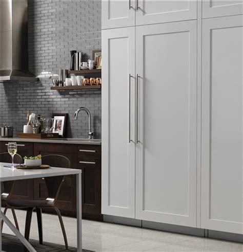 monogram zirnpkii  integrated column refrigerator