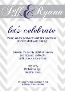 wedding reception invitation by nineoninecreative on etsy
