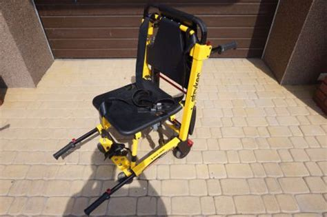 used stryker 6252 stairchair ambulance cot for sale