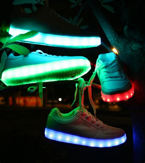 led light up shoes in stores led sneakers official store led light up shoes free shipping