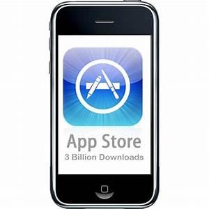 Apple App Store Hits 3 Billion Downloads