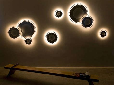 gear shaped ls schproket light