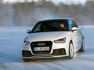 Essai Audi A1 : essai audi a1 quattro 2 0 tfsi 256 ch les photos diaporama photo ~ Medecine-chirurgie-esthetiques.com Avis de Voitures