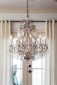 louis xvi crystal chandelier traditional dining room With glass chandeliers for dining room