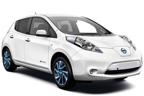 nissan leaf hatchback prices specifications carbuyer