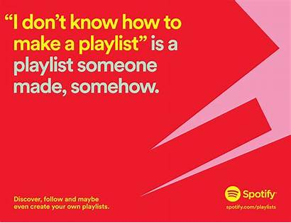 Spotify Playlist Ads Campaign Names Funny User
