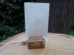 Lampe A Poser Scandinave : lampe poser style scandinave en granit luckyfind ~ Melissatoandfro.com Idées de Décoration