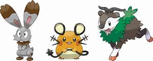 Pokemon Bunnelby Evolution Images | Pokemon Images