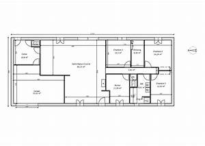 maison plain pied 150m2 26 messages With plan de maison 150m2 0 cuisine adorablement plan maison plain pied plan maison