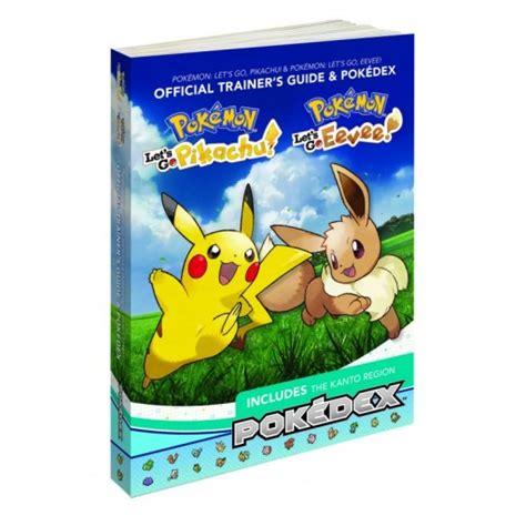 Pokémon Lets Go Pikachu And Pokémon Lets Go Eevee