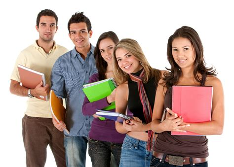 students select college admissions