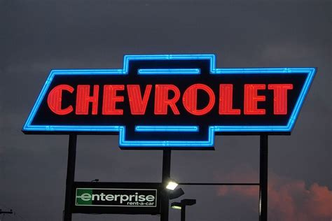 41 Best Images About Vintage Chevrolet Signs On Pinterest