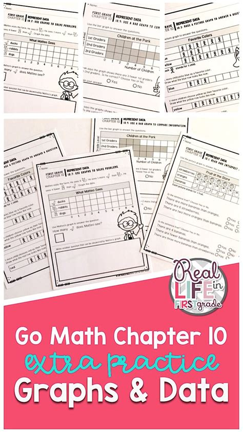 This page features math worksheets with coloring, math worksheets multiplication, math worksheets word 1st grade math worksheets review & practice. Go Math Chapter 10 Graphs and Data | Go math, 3rd grade math worksheets, Picture graph worksheets
