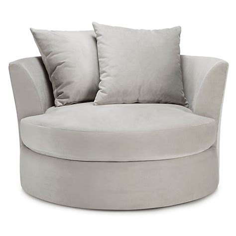 small swivel chairs for living cuddler chair cozy cuddle chair z gallerie