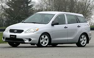 Toyota Corolla Matrix 2005 Pocket Reference Guide