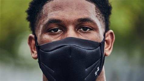 COVID-19 coverings: Under Armour Sportsmasks sold out ...