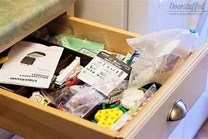 Organizing, Junk, Drawers