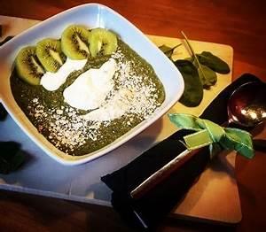 Chia Samen In Joghurt : kiwi spinat minz suppe mit chia samen und joghurt mit liebe gekocht der foodblog ~ Orissabook.com Haus und Dekorationen