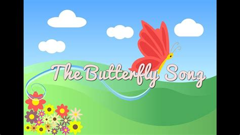 Song Butterfly Heritage Kids Butterfly Song Music And Lyrics Youtube
