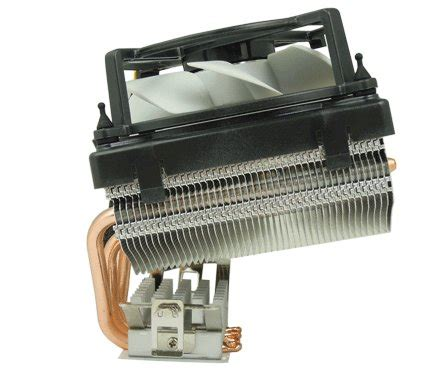 Gelid Reveals Rev Silent Spirit Processor Cooler