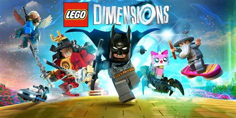 lego dimensions wii  games nintendo