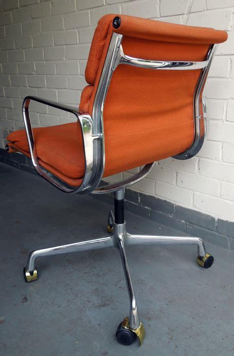 chaise bureau eames charles eames design de chaise de bureau vitra