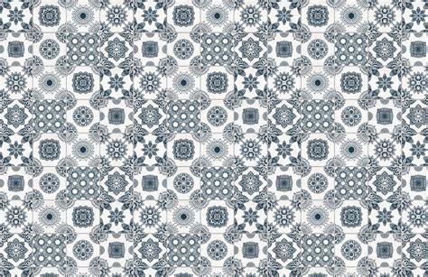 light grey portuguese tile wallpaper murals wallpaper