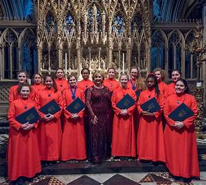 Ely Cathedral - Girl Choristers