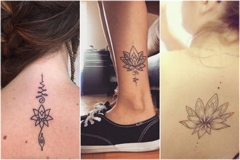 Te inspirarás con estos 13 hermosos tatuajes de flor de