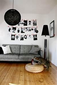 Wandgestaltung Mit Fotos : wandgestaltung mit fotos ~ Frokenaadalensverden.com Haus und Dekorationen