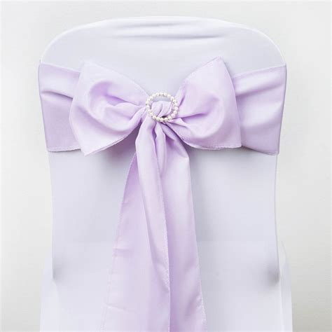 100 polyester chair sashes bows ties wedding