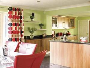 kitchen wall ideas green kitchen wall color ideas kitchen With best brand of paint for kitchen cabinets with modern wall art uk