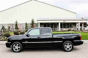Find used 2005 Chevrolet Silverado 1500 SS Extended Cab ...