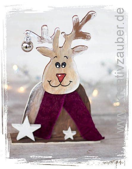 Rentier Deko Weihnachten by Weihnachtsdeko Rentiere Basteln Europ 228 Ische