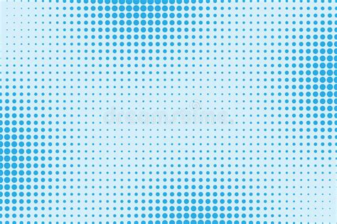 Halftone Dotted Pattern As A Background Stock Vector