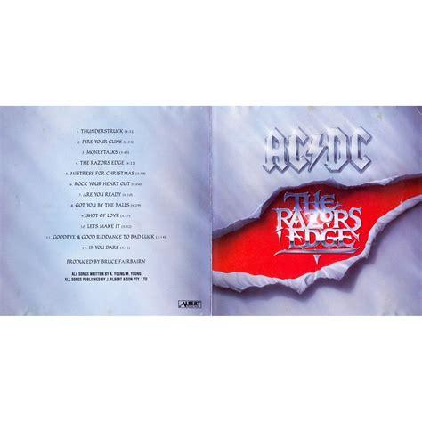 razors edge albert ac dc mp buy full tracklist