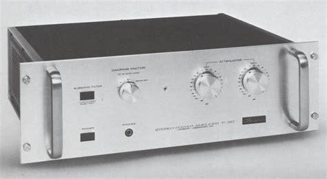 Accuphase/kensonic P-20