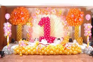 balloon decoration in hyderabad, birthday party Organisers
