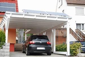 Carport Selber Bauen Material : flachdach carport auf caport ~ Markanthonyermac.com Haus und Dekorationen