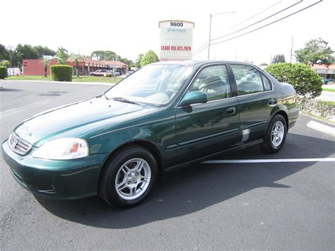 Sold 1999 Honda Civic Ex Vtec Meticulous Motors Inc