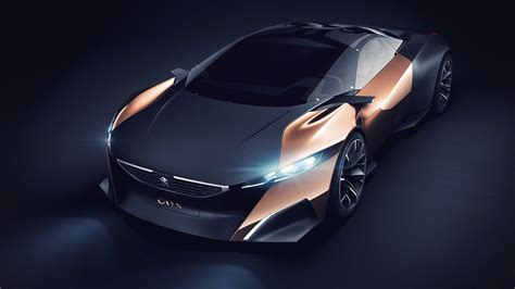 car peugeot peugeot onyx set for public debut at goodwood festival of