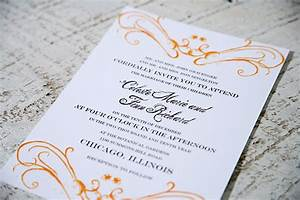 colorful and modern wedding invitations from modern girl With modern girl wedding invitations