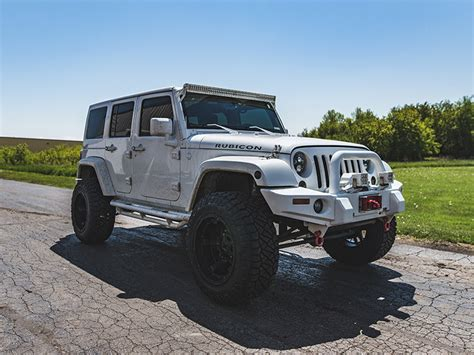 chrome jeep accessories 2015 jeep wrangler 20x12 xd series nitto 35x12 5r20