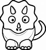 Dinosaur Coloring Preschoolers Via sketch template