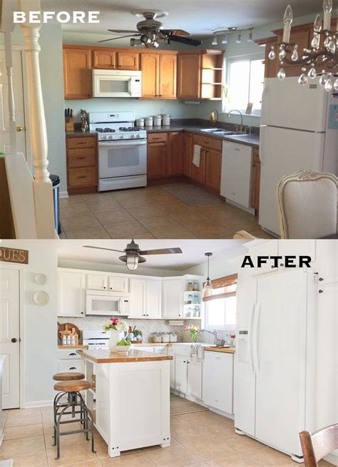 Kitchen Before And After by 15 Beautiful Kitchen Remodel Ideas To Inspire Your Next